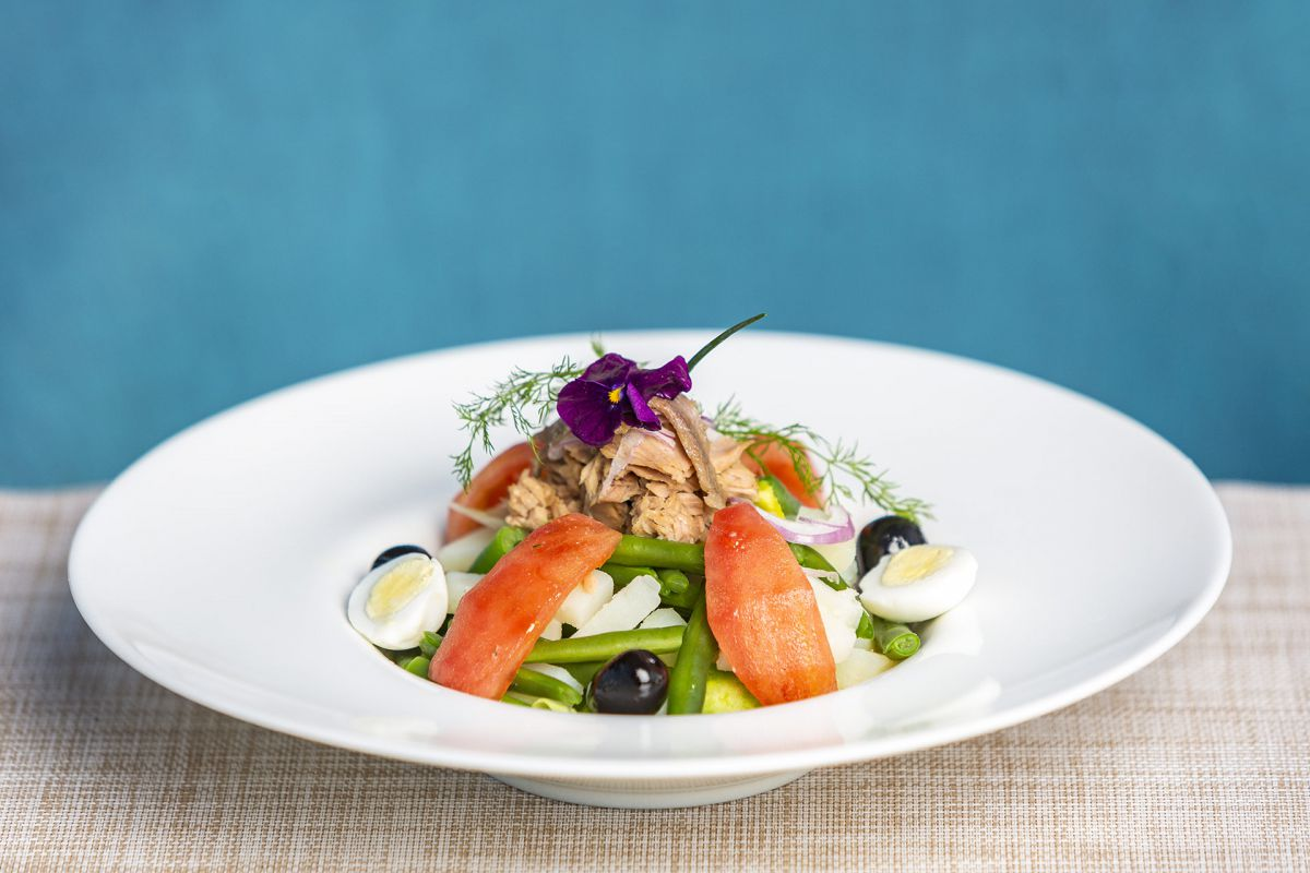 Luxueuse Experience Culinaire
